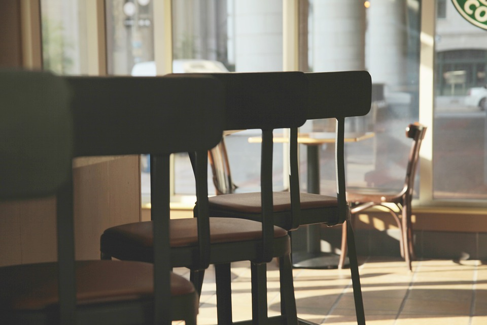 Easy Ways to Upgrade Your Cafe: From a New Menu to Linen Drum Lamp Shades